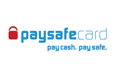 Paysafecard for 100% secure payments at Golden Vegas