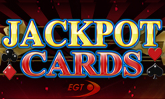 Play the game Jackpot Cards from EGT